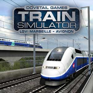 Acheter Train Simulator LGV Marseille Avignon Route Add-On Clé Cd Comparateur Prix