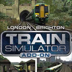 Train Simulator London to Brighton Route