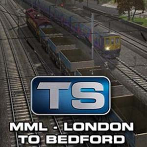Acheter Train Simulator Midland Main Line London-Bedford Route Add-On Clé Cd Comparateur Prix