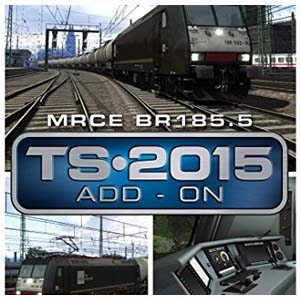 Acheter Train Simulator MRCE BR 185.5 Loco Add-On Clé Cd Comparateur Prix