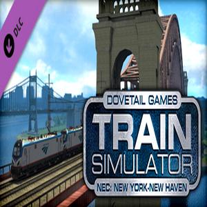 Train Simulator NEC New York New Haven Route Add On