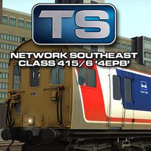 Acheter Train Simulator Network SouthEast Class 415 4EPB EMU Add-On Clé Cd Comparateur Prix