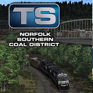 Acheter Train Simulator Norfolk Southern Coal District Route Add-On Clé Cd Comparateur Prix