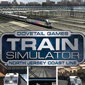 Acheter Train Simulator North Jersey Coast Line Route Add-On Clé Cd Comparateur Prix