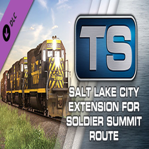 Train Simulator Salt Lake City Route Extension Add On