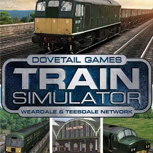 Acheter Train Simulator Weardale and Teesdale Network Route Add-On Clé Cd Comparateur Prix