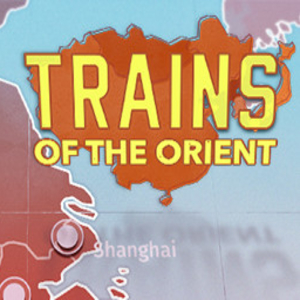 Trains of the Orient