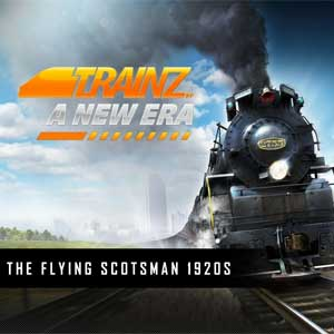 Acheter Trainz A New Era The Flying Scotsman 1920s Clé Cd Comparateur Prix