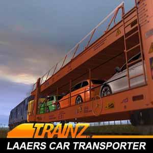 Acheter Trainz Laaers Car Transporter Clé Cd Comparateur Prix