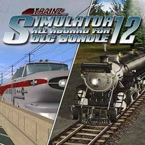 Trainz Simulator 2012 All Aboard For DLC Bundle