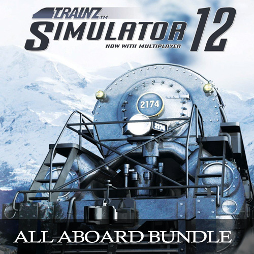 Acheter Trainz Simulator All Aboard For DLC Bundle Clé Cd Comparateur Prix