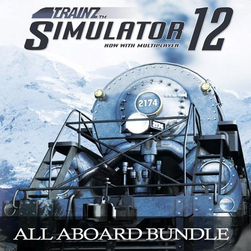 Trainz Simulator All Aboard For DLC Bundle