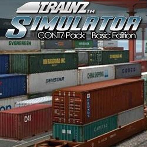 Acheter Trainz Simulator DLC CONTZ Pack Clé Cd Comparateur Prix