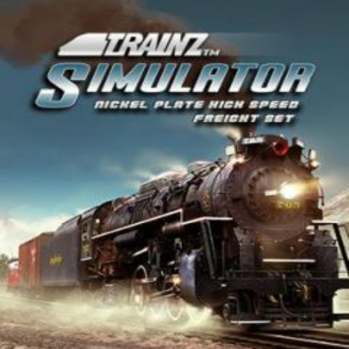 Trainz Simulator Nickel Plate High Speed Freight Set