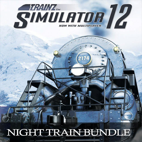 Acheter Trainz Simulator Night Train Bundle Clé Cd Comparateur Prix