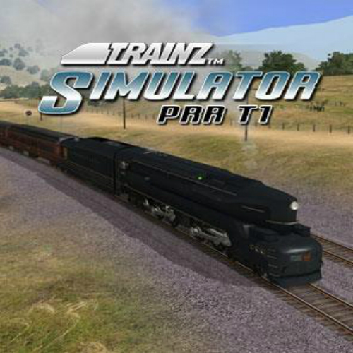 Trainz Simulator PRR T1