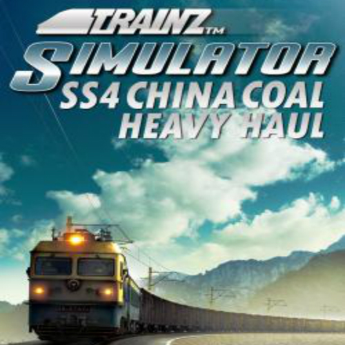Trainz Simulator SS4 China Coal Heavy Haul