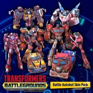 Transformers Battlegrounds Battle Autobot Skin Pack