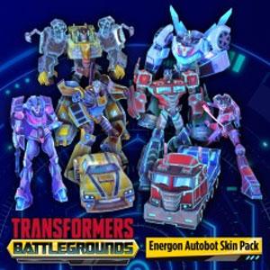 Transformers Battlegrounds Energon Autobot Skin Pack