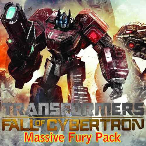 Acheter Transformers Fall of Cybertron Massive Fury Pack clé CD Comparateur Prix