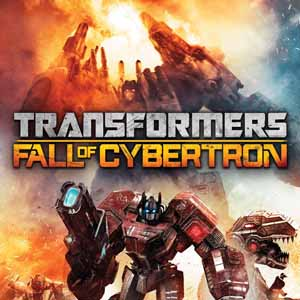 Acheter Transformers Fall of Cybertron Xbox 360 Code Comparateur Prix