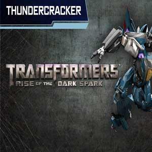TRANSFORMERS Rise of the Dark Spark Thundercracker Character