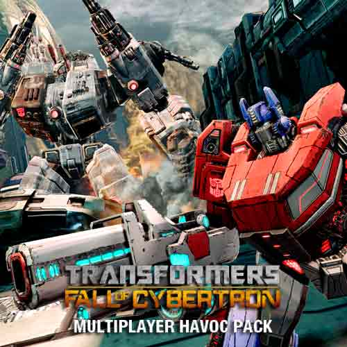 Acheter Transformers fall of cybertron Multiplayer Havoc Pack clé CD Comparateur Prix