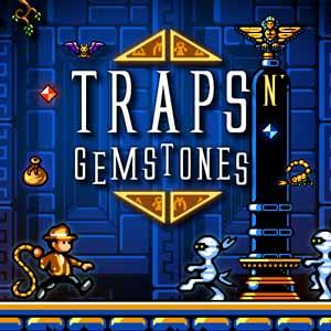 Acheter Traps N' Gemstones Clé Cd Comparateur Prix