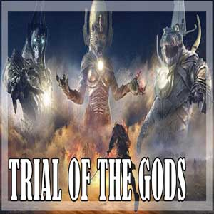 Acheter Trial of the Gods Clé CD Comparateur Prix