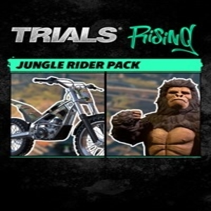Trials Rising Jungle Rider Pack