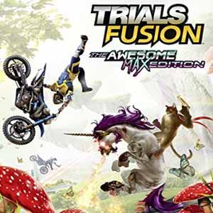 Acheter Trials Fusion Awesome Max Edition Xbox One Code Comparateur Prix