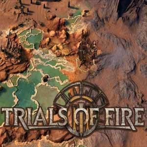 Acheter Trials of Fire Clé CD Comparateur Prix