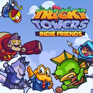 Acheter Tricky Towers Indie Friends PS4 Comparateur Prix