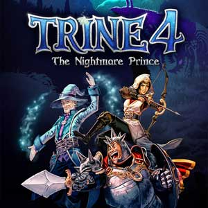 Acheter Trine 4 The Nightmare Prince Clé CD Comparateur Prix