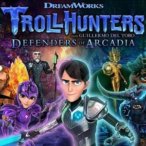 Acheter Trollhunters Defenders of Arcadia Clé CD Comparateur Prix