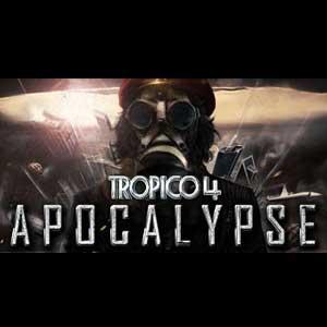 Acheter Tropico 4 Apocalypse Clé CD Comparateur Prix