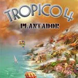 Acheter Tropico 4 Plantador Clé CD Comparateur Prix