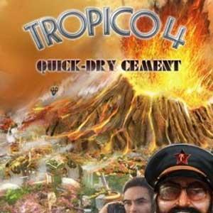 Tropico 4 Quick-dry Cement
