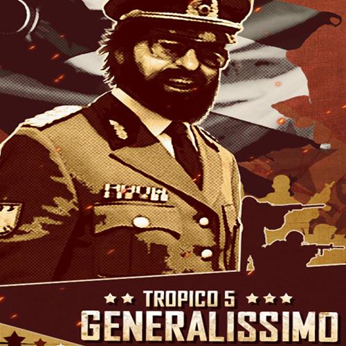 Acheter Tropico 5 Generalissimo Clé Cd Comparateur Prix