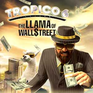 Acheter Tropico 6 The Llama of Wall Street Nintendo Switch comparateur prix