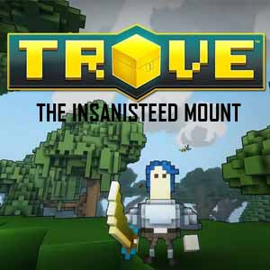 Trove The Insanisteed Mount