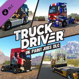 Truck Driver UK Paint Jobs