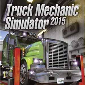 Acheter Truck Mechanic Simulator 2015 Clé Cd Comparateur Prix