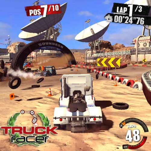 Telecharger Truck Racer PS3 code Comparateur Prix