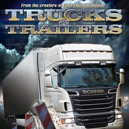 Acheter Trucks & Trailers Clé Cd Comparateur Prix