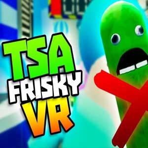 TSA Frisky