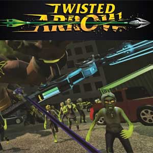 Acheter Twisted Arrow Clé Cd Comparateur Prix