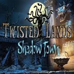 Acheter Twisted Lands Shadow Town Clé CD Comparateur Prix