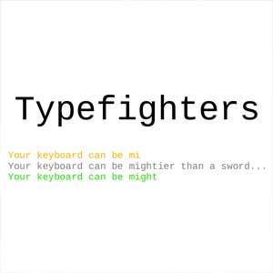 Acheter Typefighters Clé Cd Comparateur Prix