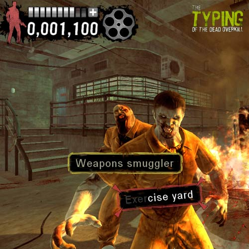 Acheter Typing of the Dead Overkill clé CD Comparateur Prix